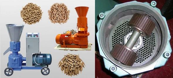 Portable pellet mill brings you big market of fuel