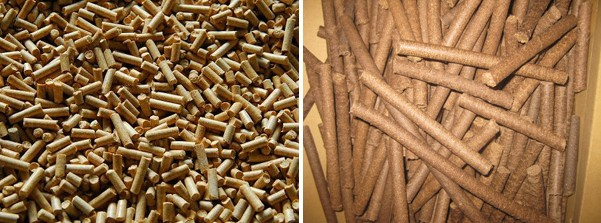 Russian wood pellet market
