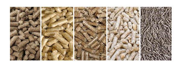 Danmark Biomass Pellet Fuel Market