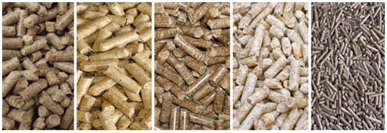 How to make wood pellets