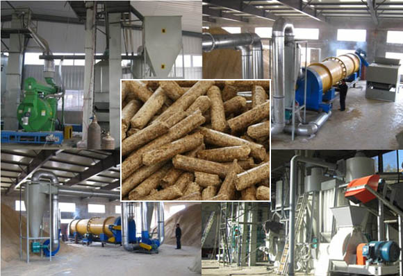 Wood Pellet Plant Biomass ~ Biomass energy industry is now going full tilt in