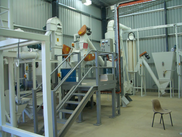 Biomass pellet production line in australia