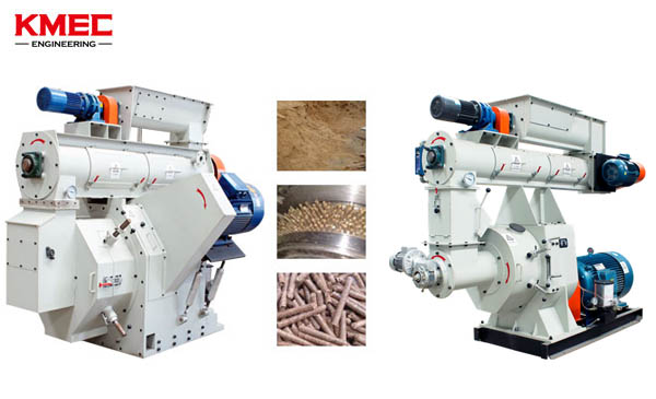 The professional pellet mill biomass plant