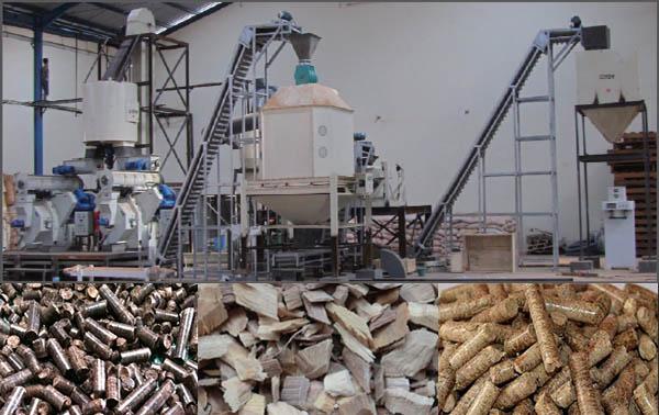 Wood Pellet Plant ~ What is wood pellet kmec plant