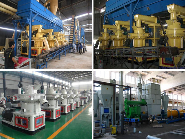 classification and advantages of wood pellet machine